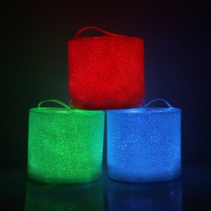 Colour changing solar lanterns