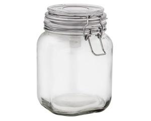 clear solar jar