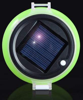 Solar lantern no handle