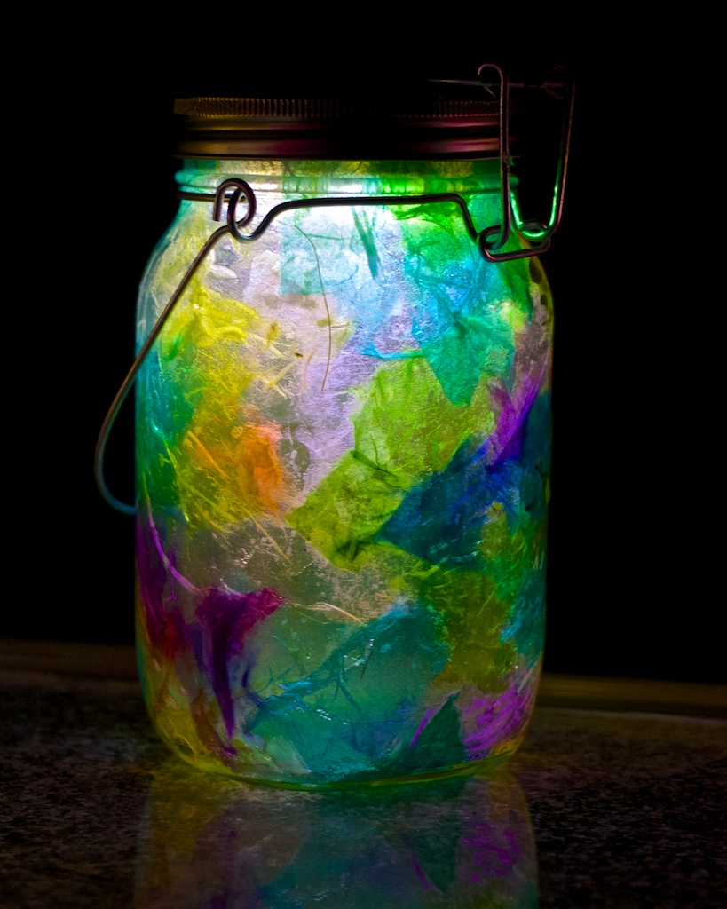 Solar Jars Solar Jar Art