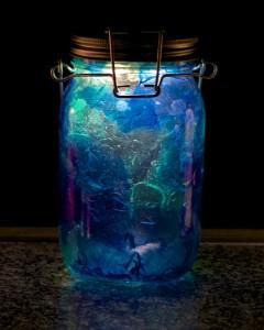 Solar Jar Art 3