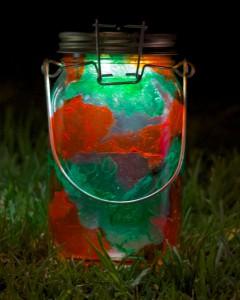 Solar Jar Art 2